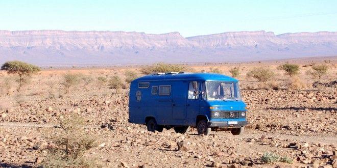Der Mercedes Transporter 508 D als Reisemobil | Reiseblog Keine Eile