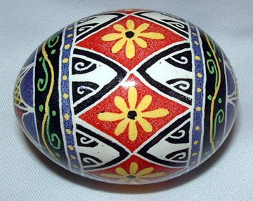 pysanky ukrainian egg lesson