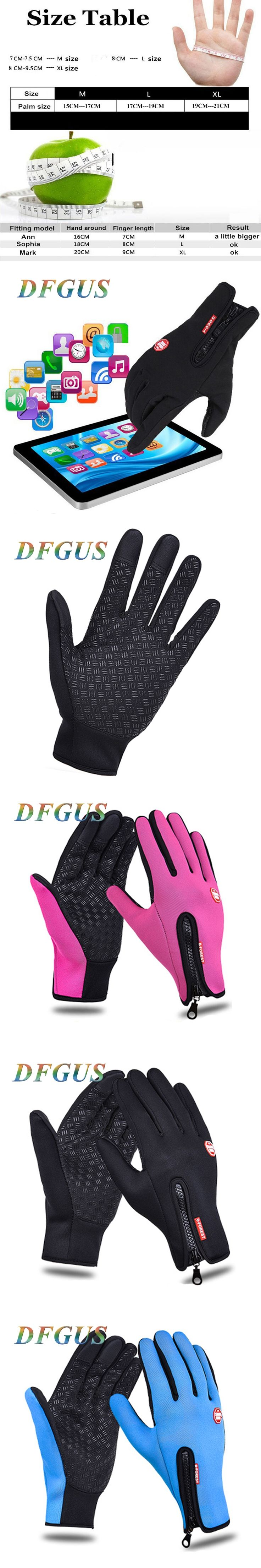 Men's Classic  Leather Gloves Outdoor Sport Driving Touch Screen Winter Gloves Male Military Guantes Tactical Women Gym Gloves