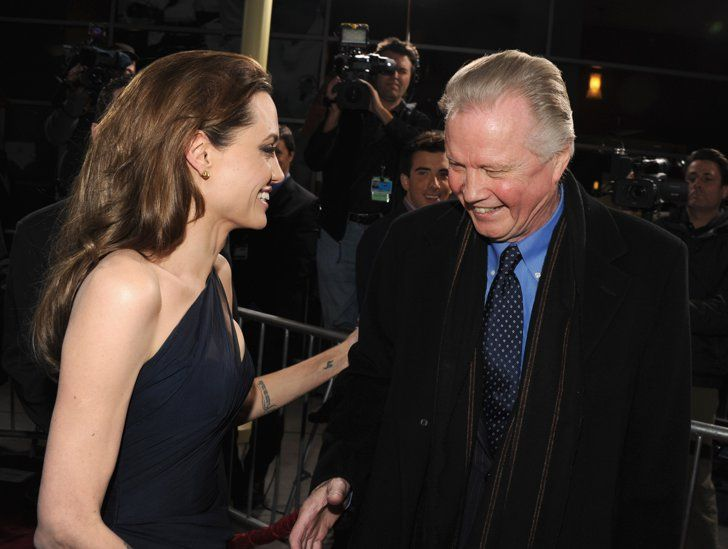 Pin for Later: Jon Voight Didn't Attend Brad and Angelina's Wedding