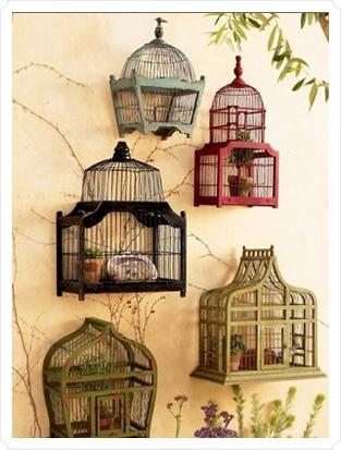 #Birdcage Bliss for #Spring #Weddings