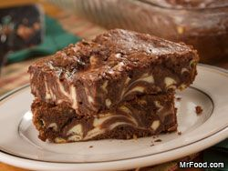 85 best dreamy chocolate dessert recipes images on pinterest marbled brownie bars solutioingenieria Gallery