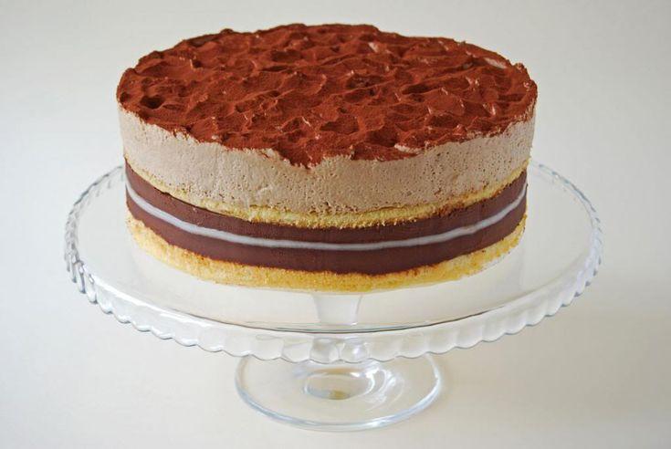 Moha Konyha: E 80 torta Moha módra