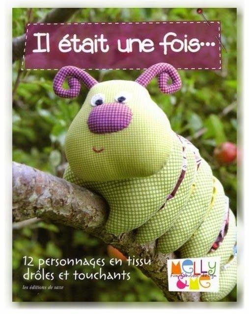 Made in Velanne: Camille la chenille