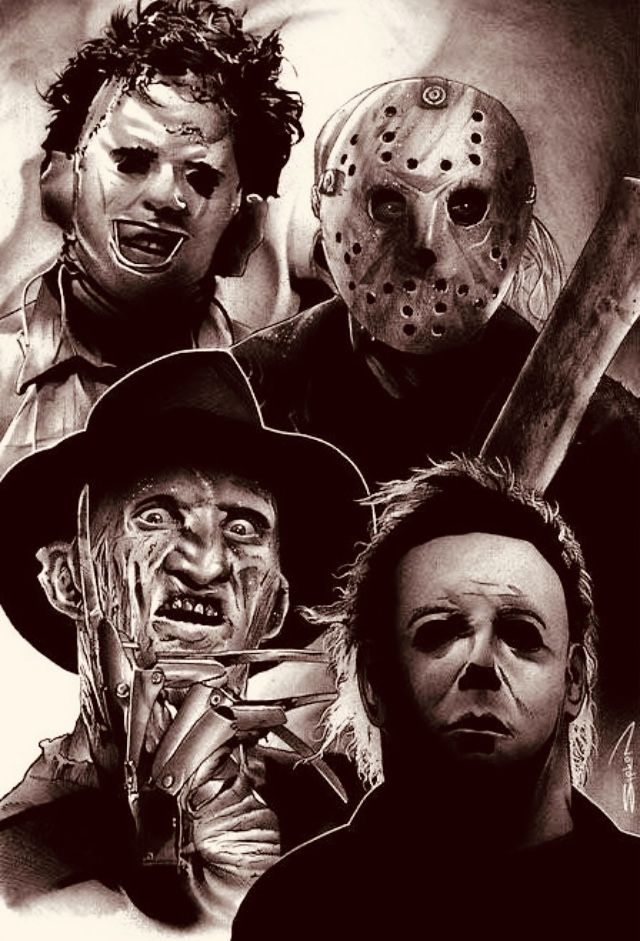 Pin By Taylor Hollander On All Tattoo Ideas In 2020 Horror Movie