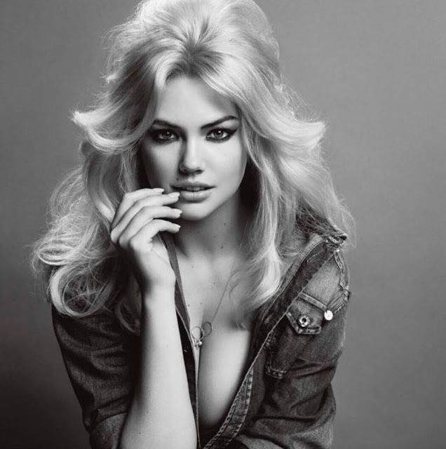 Fashion fan blog from industry supermodels: Kate Upton - Inezandvinoodh