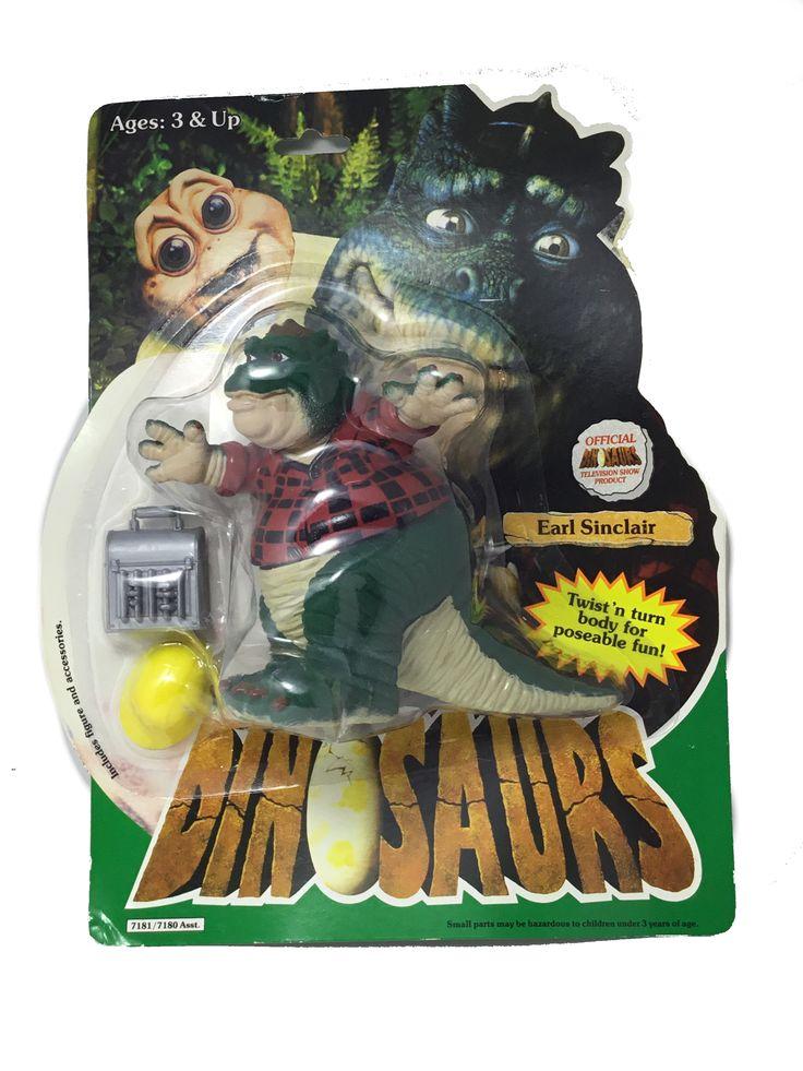 Disney Dinosaurs: Earl Sinclair