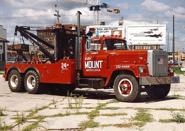 939 best images about Oldies - Towing on Pinterest | Tow truck, Chevy and Trucks