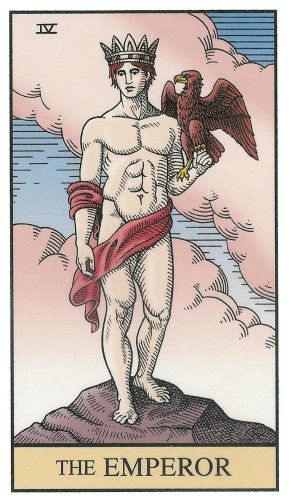The Emperor from the Alchemical Tarot Find out what the Emperor means for you: www.tarotbyemail.com