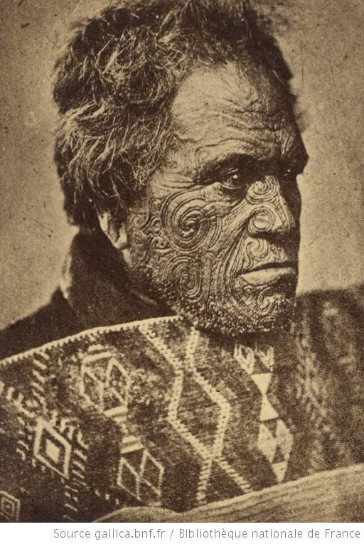 Chef maori, 1860-1879