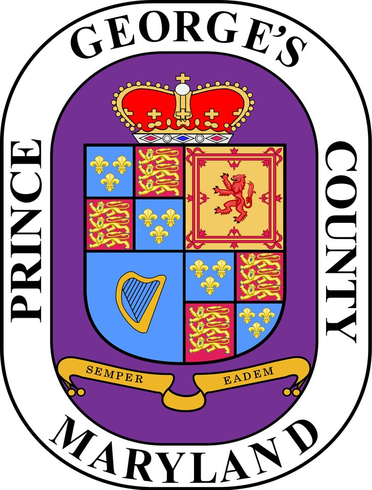 Seal of Prince County, Maryland. (With images