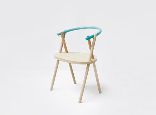 Stuck Chair by Oato Design Studio