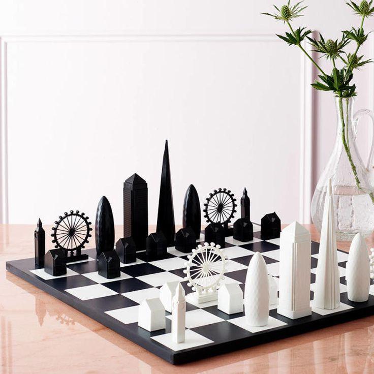 Лондонские небоскребы Skyline Chess