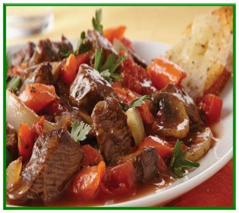 Italian-style beef stew   http://www.ibssanoplus.com/low_fodmap_recipe_italian_style_beef_stew.html