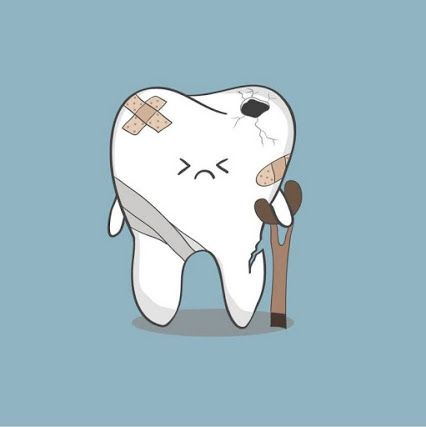 We're sad to report that teeth are the only body parts that can't heal themselves. Thankfully, we're here to help! Namaste.  Dr. Howard Farran  Phoenix (Ahwatukee) Arizona 480-893-1223  Howard@TodaysDental.com   www.TodaysDental.com