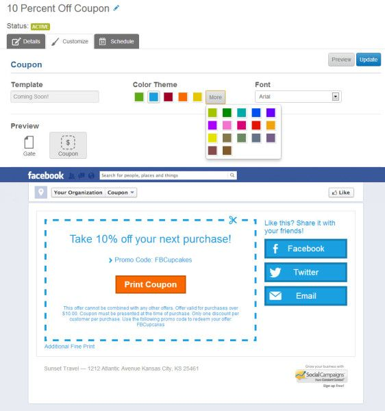 Save Time On Your Social Media Marketing With The New