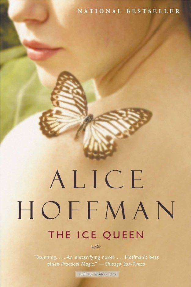 The Narrator from The Ice Queen by Alice Hoffman | 11 Literary Librarians Who Smash Stereotypes