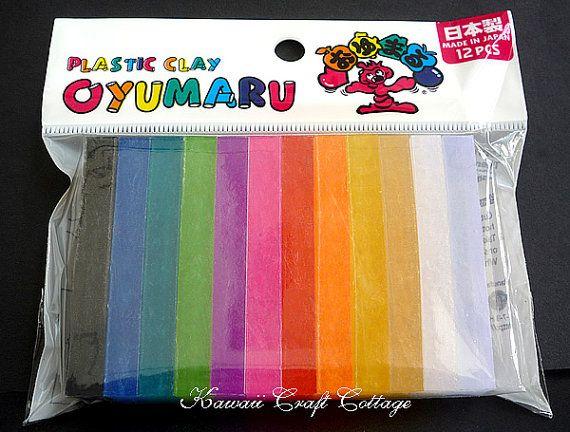Mezclar el Oyumaru plástico molde de la arcilla molde reutilizable Material compuesto bricolaje arte artes instantánea magia Casting, muñeca del caramelo claro, falsos alimentos dulces