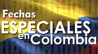 Buscas las efemérides relacionadas con Colombia? Esta es la publicación más amplia vista en Internet con dicha información. Está organizada por mes destacando gran cantidad de hechos históricos y fechas especiales que recuerda o conmemora el pueblo colombiano!