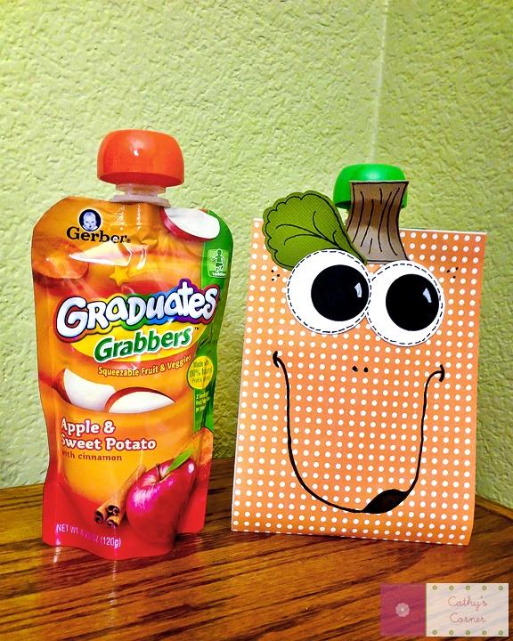 Cathys Corner Mini Gerber Graduates Pumpkin Halloween Treats Jpg X Halloween Gifts For Toddlers