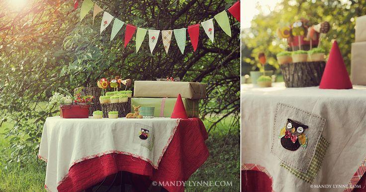 © Mandy Lynne woodland party 1