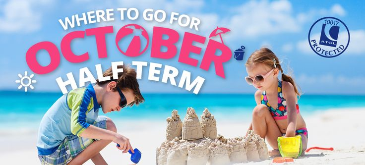Where to take the family for October half term