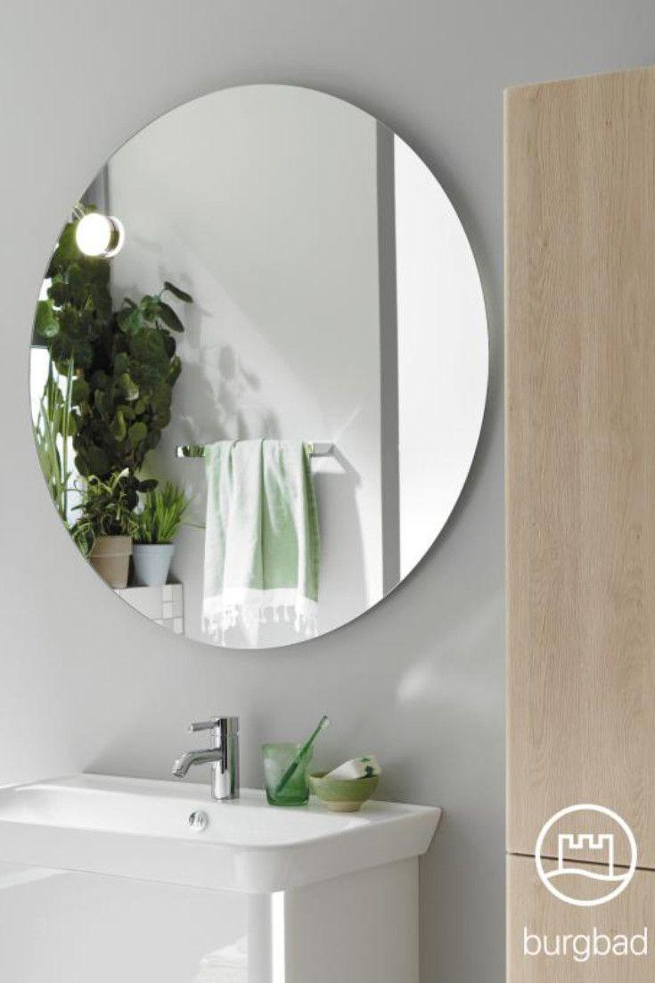 Burgbad Iveo Dieser Spiegel Aus Der Serie Iveo Macht Etwas Her In Ihrem Badezimmer Oder Gastebad Clever Led Spiegel Dekorative Aufbewahrungsboxen Beleuchtung