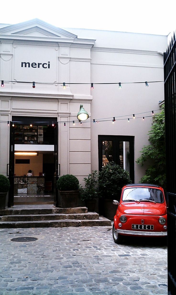 MadAbout Travel Design — Cool Shops: Merci, Paris Merci was created in...