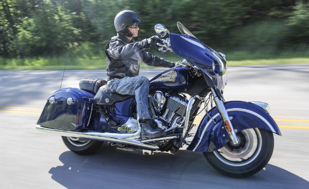 2014 Indian Motorcycle | 2014 Indian Chief – Reinventing an icon