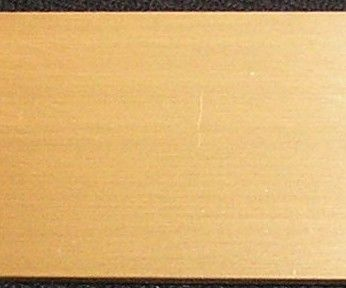 Copper Kick Plate, Door Kick Plate. Made in USA