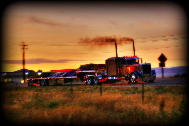 Rollin 39 Coal The Peterbilt 379 The Mother Of All Custom