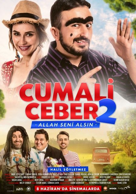 Cumali Ceber 2 Izle Full Hd Yerli Komedi Negative Photos 2019