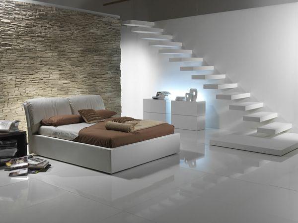 Modernes schlafzimmer design  Schlafzimmergestaltung - Was ist denn eigentlich modern? -Schöne ...
