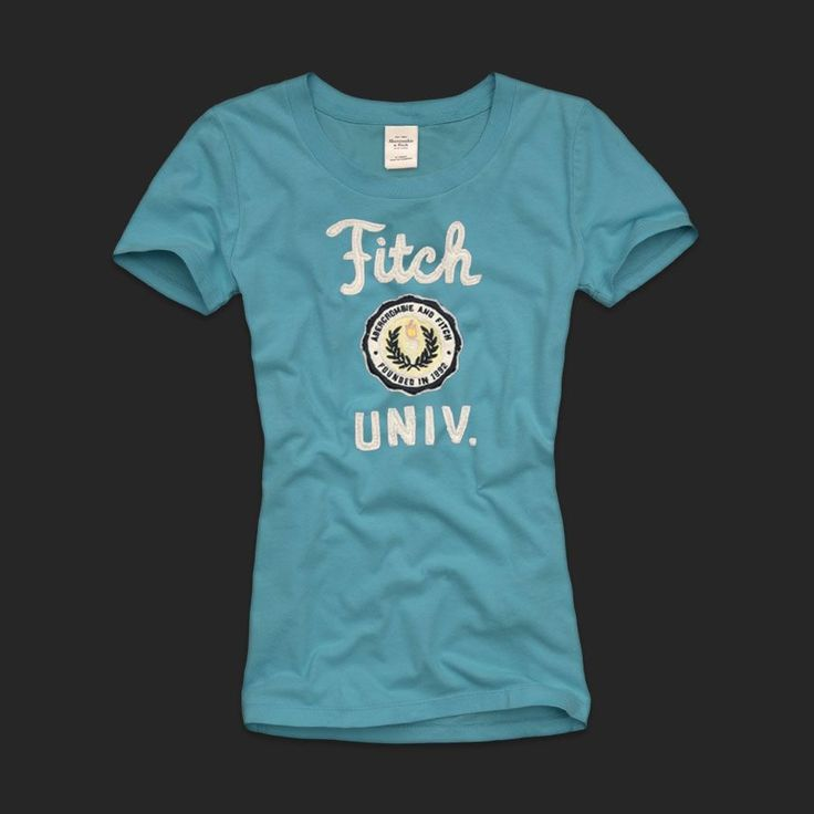 Abercrombie and Fitch Womens Graphic Tees 061 http://pinterest.com/nfordzho/2013-fashion-t-shirts/