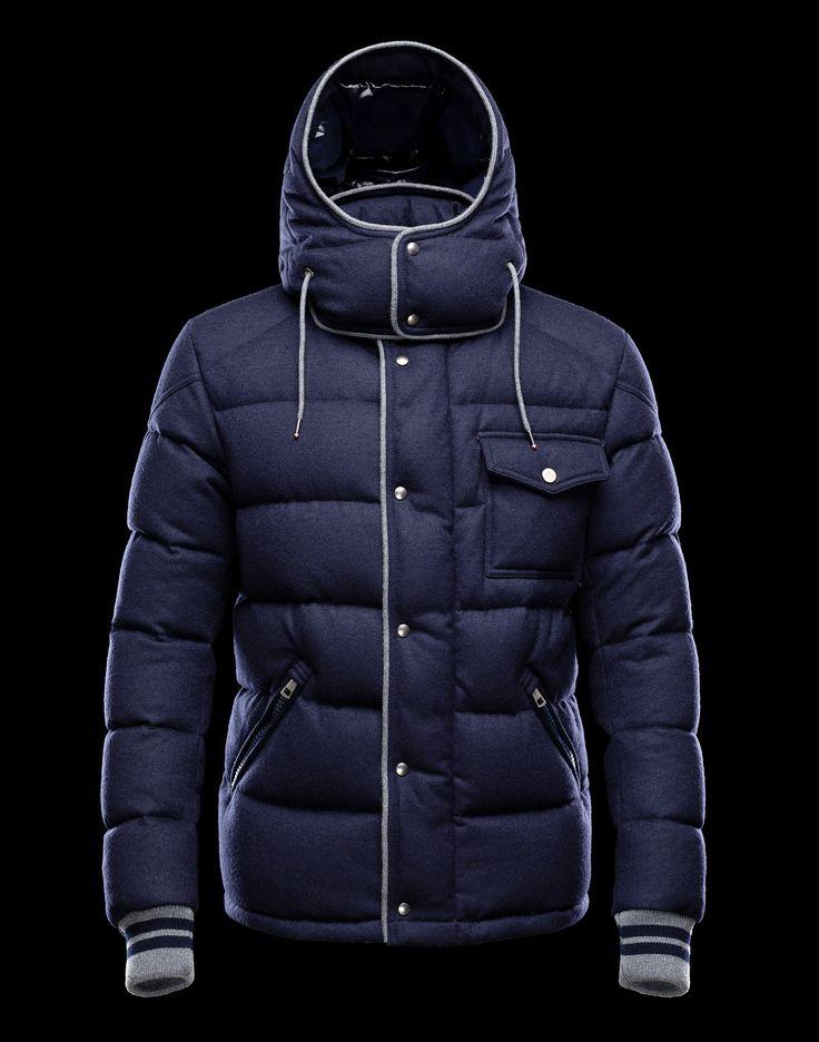 MONCLER Men - Autumn/Winter 12 - OUTERWEAR - Jacket - BRESLE