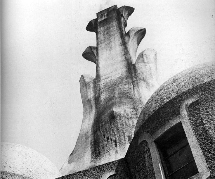 La Chimenea del Goetheanum - Buscar con Google