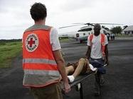 La Croix-Rouge française travaille sur 71 projets dans 40 pays