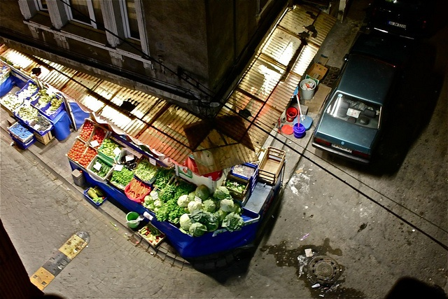 Grocer forgotten - Istanbul (Been!)  http://www.artuntravel.com/blog