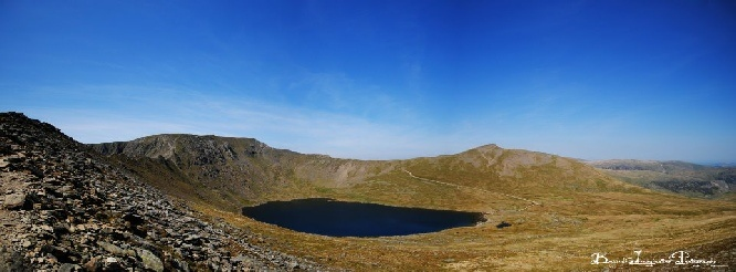 Helvellyn - simply the best fell in the Lake District
