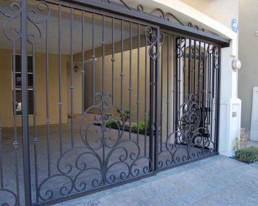 Ventana Dise 241 O Del Hogar Pinterest Gates Iron Gates
