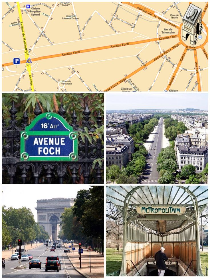 Foch avenue in paris france xvi one of the most prestigious streets in paris and one of the - Nachtclub avenue foch ...