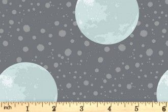 Lewis and Irene - To the Moon and Back - Moon - Dark Grey (A164.2)