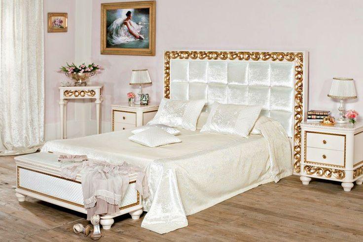 Sypialnia Anastasja/ Jafra; Anastasja bedroom furniture from Jafra