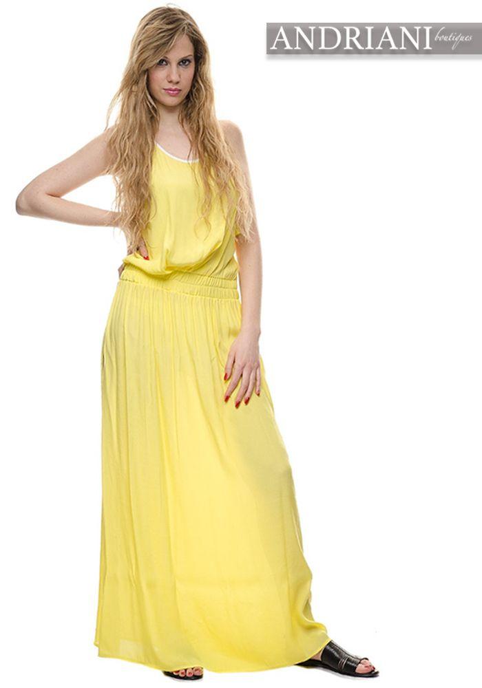 Il nostro #martedì si tinge di #giallo con due #look dalla tonalità allegra. #Andriani> http://ht.ly/AC6L302QAhG