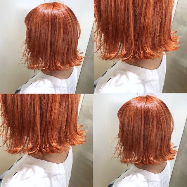 Dot Tokyo Instagram Juicy Orange 可愛いオレンジ