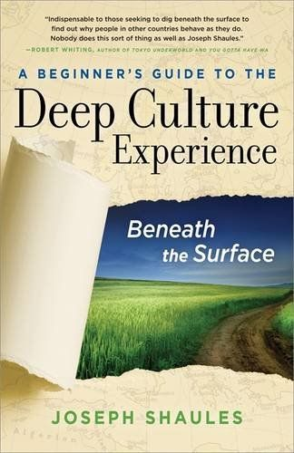 What is the core of all intercultural experiences?  #DeepCulture #Sojourner #Culture #Journey