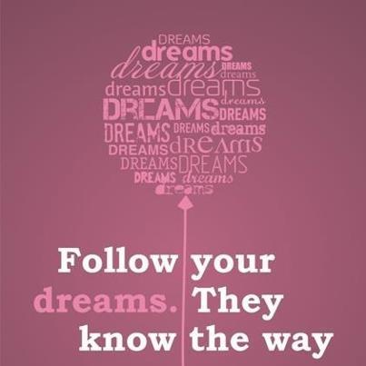 follow your dreams www.brayola.com