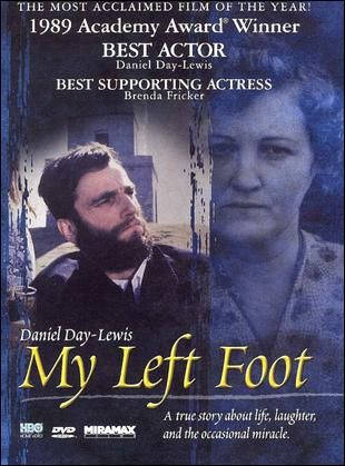 My Left Foot: The Story Of Christy Brown (1989) Movie Review – Amazing performance by Daniel Day - Lewis