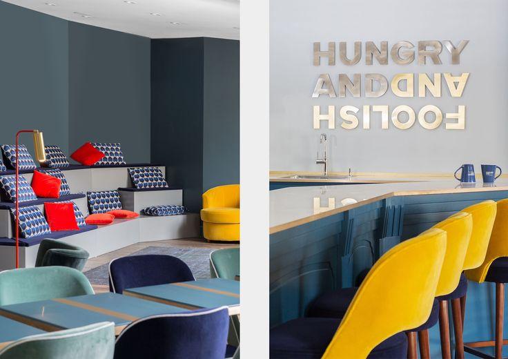 HUNGRY AND FOOLISH Agence conseil en culot stratégique et créatif 350m²