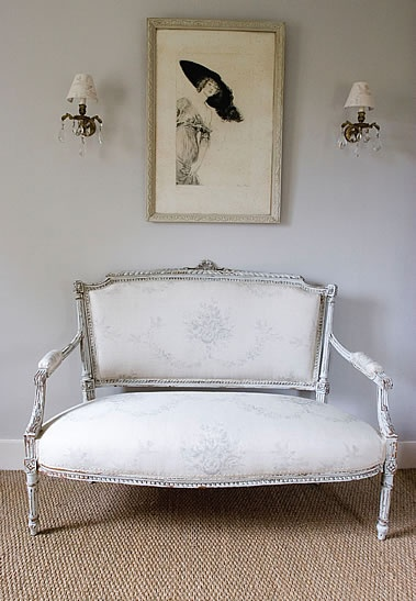 17 images about french grey interiors on pinterest - Telas tapizar sofas ...
